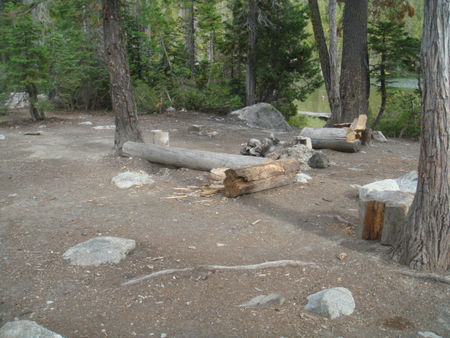Lower Cliff Lake Campground