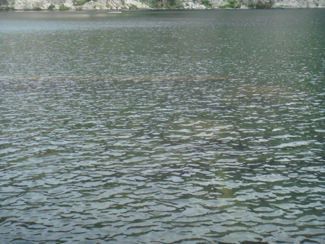 Cliff Lake Waters
