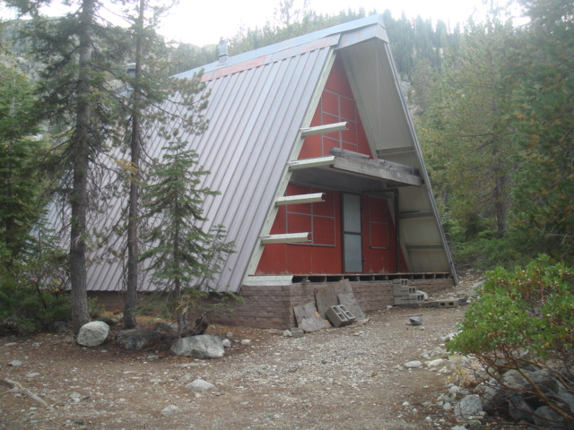 Cliff Lake Private Campsite Cabin