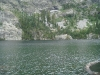 View across Cliff Lake