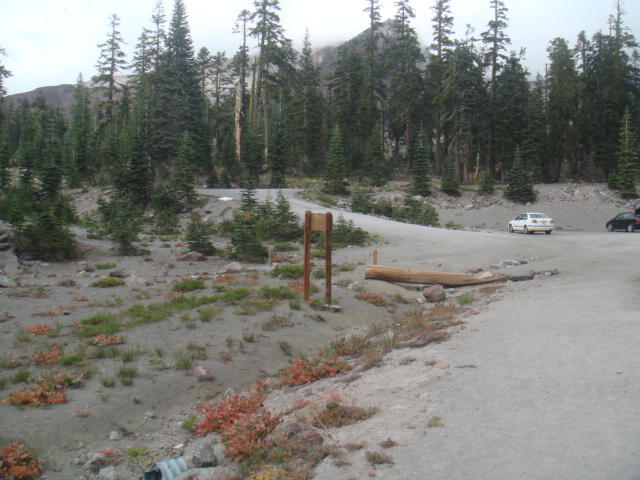 Panther Meadow Parking Lot