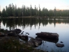 Gumboot Lake at Dusk 5
