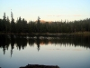 Gumboot Lake at Dusk 4