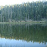 Upper Gumboot Lake